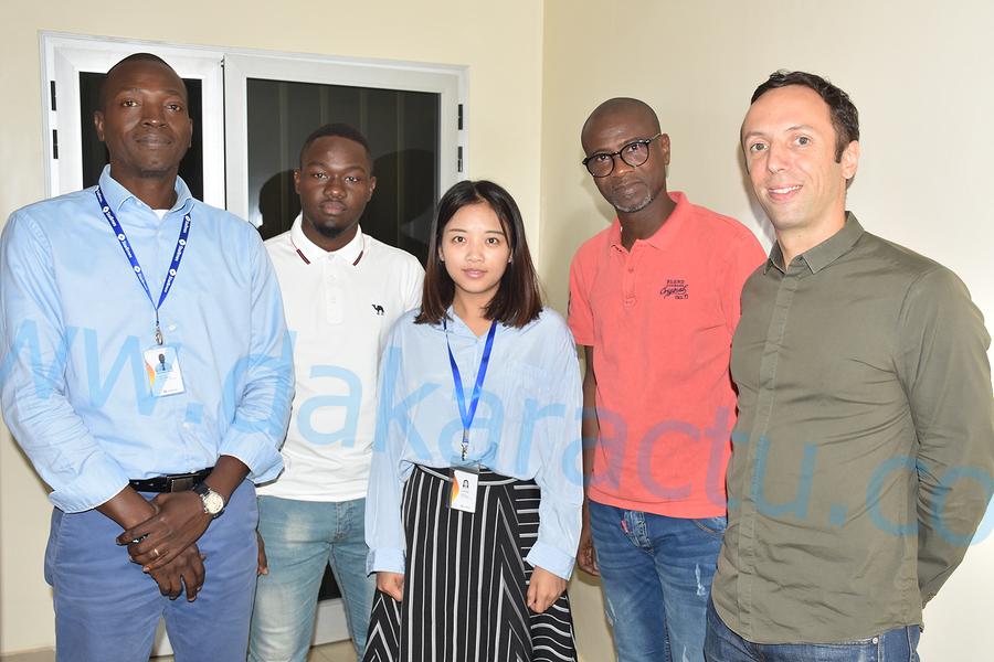 StarTimes  Media Sénégal dans les locaux de Dakaractu : la firme chinoise ouverte à une collaboration avec la presse locale