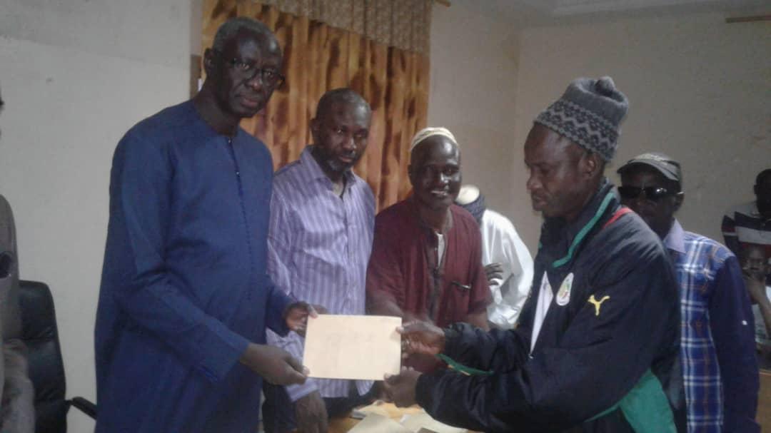 RICHARD TOLL : Le maire Amadou Diop octroie 20 millions de F CFA à titre de subvention aux mouvements associatifs