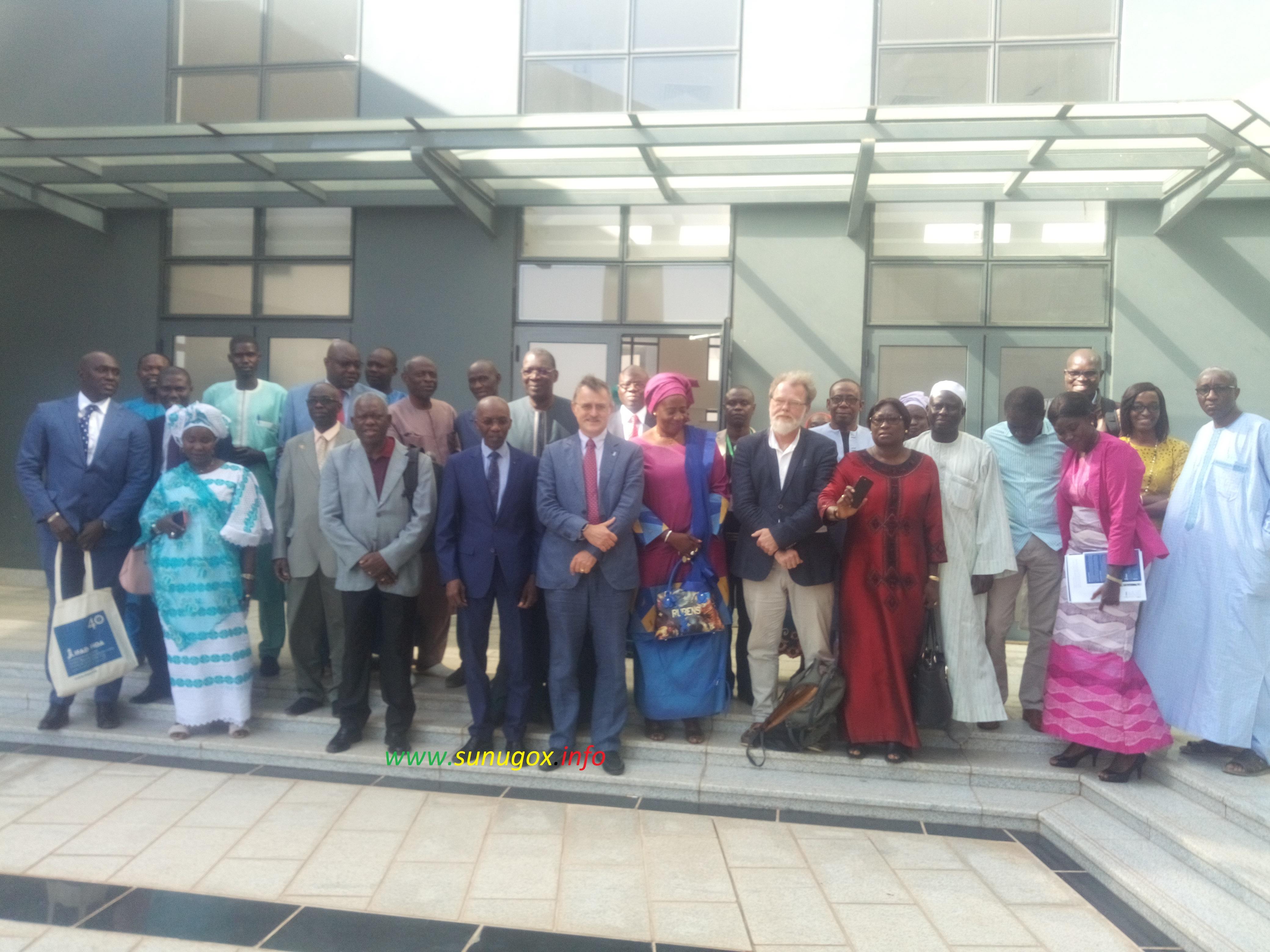 Diamniadio : Le FIDA et le  Sénégal  en route pour 2019-2024