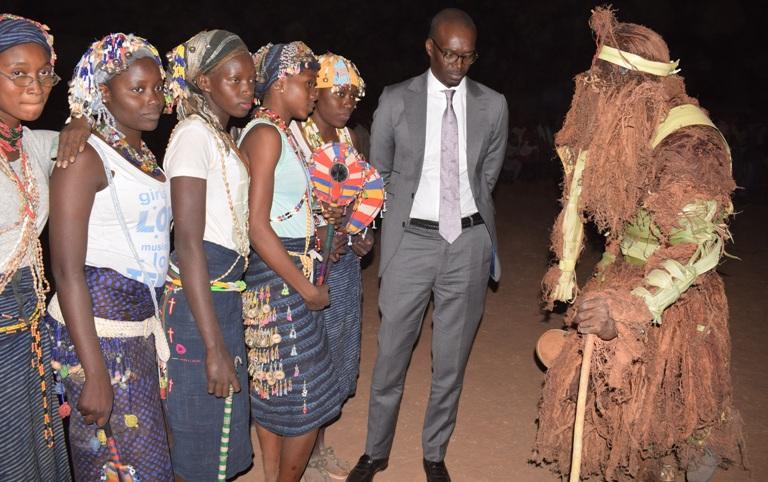 Koumpentoum / « Pencum Niani 2018 » : Mamadou Kassé, DG  d la SN /HLM désigné parrain.