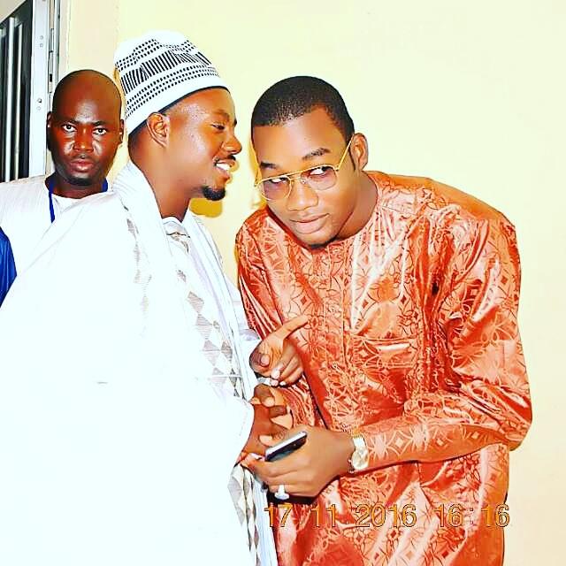 """""""Le président Macky Sall a fait beaucoup de choses à Touba, ce que nul autre président n'a fait"""" (Serigne Ahma Mbacké Mourtada)"""