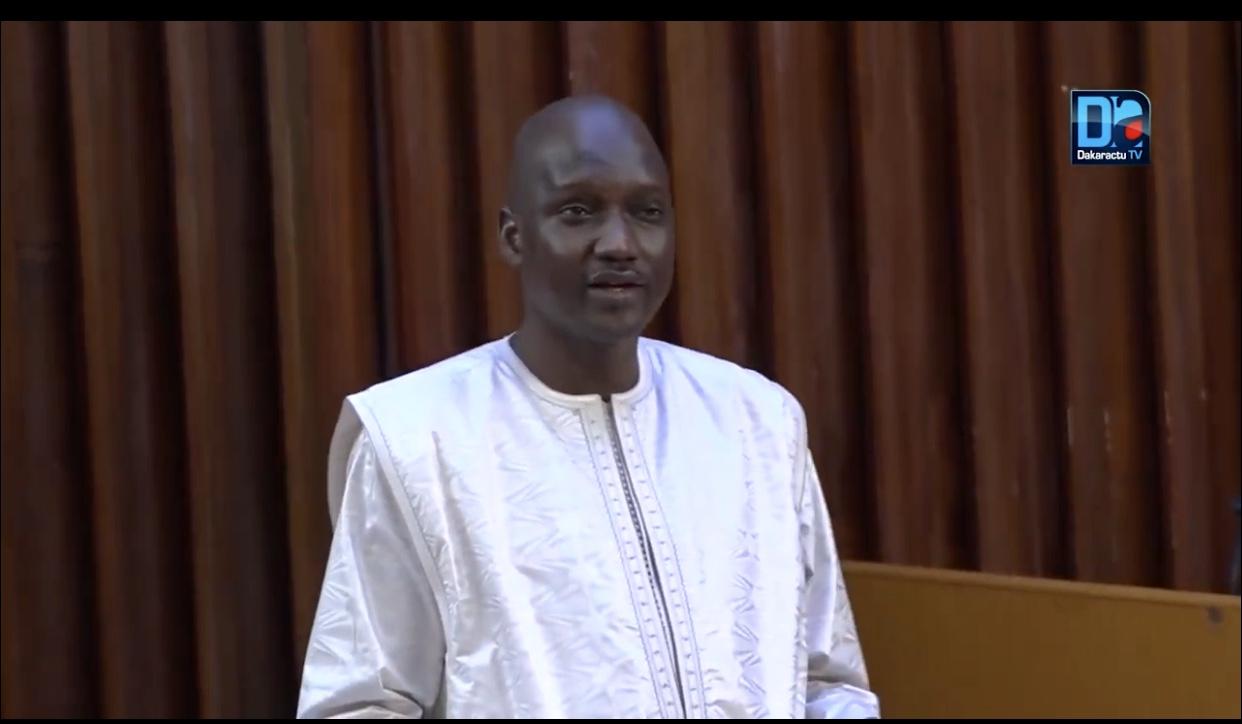 Assemblée Nationale : Vote du projet de budget du ministère de la gouvernance territoriale, du développement et de l'aménagement du territoire