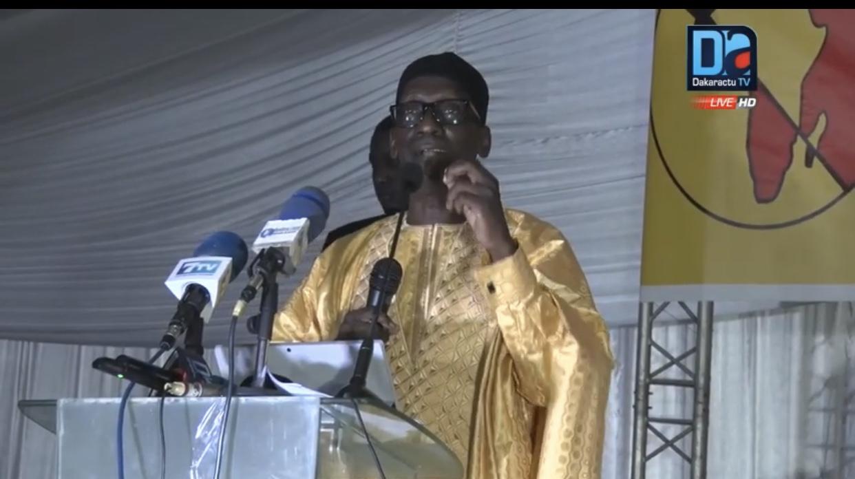 Diop Decroix avertit une certaine opposition : « Ceux qui croient que les difficultés de Karim Wade et de Khalifa Sall pourraient les propulser, ils se trompent »