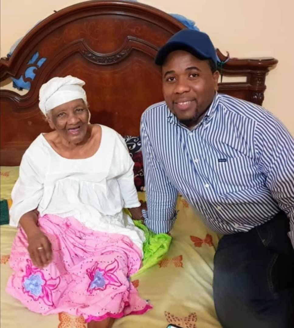 NÉCROLOGIE : Bougane Guèye Dany perd sa grand-mère
