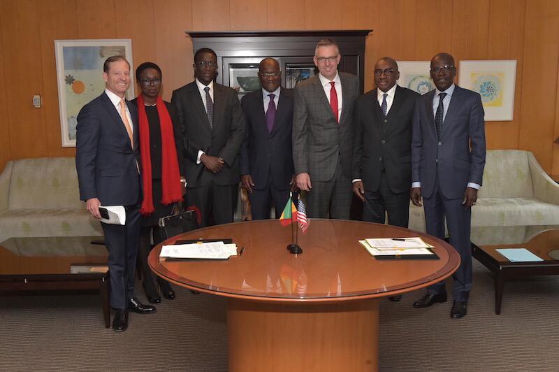 CÉRÉMONIE DE SIGNATURE DU MCC « SENEGAL COMPACT POWER » : Allocation de Mahammed Boun Abdallah Dionne, Premier ministre du Sénégal