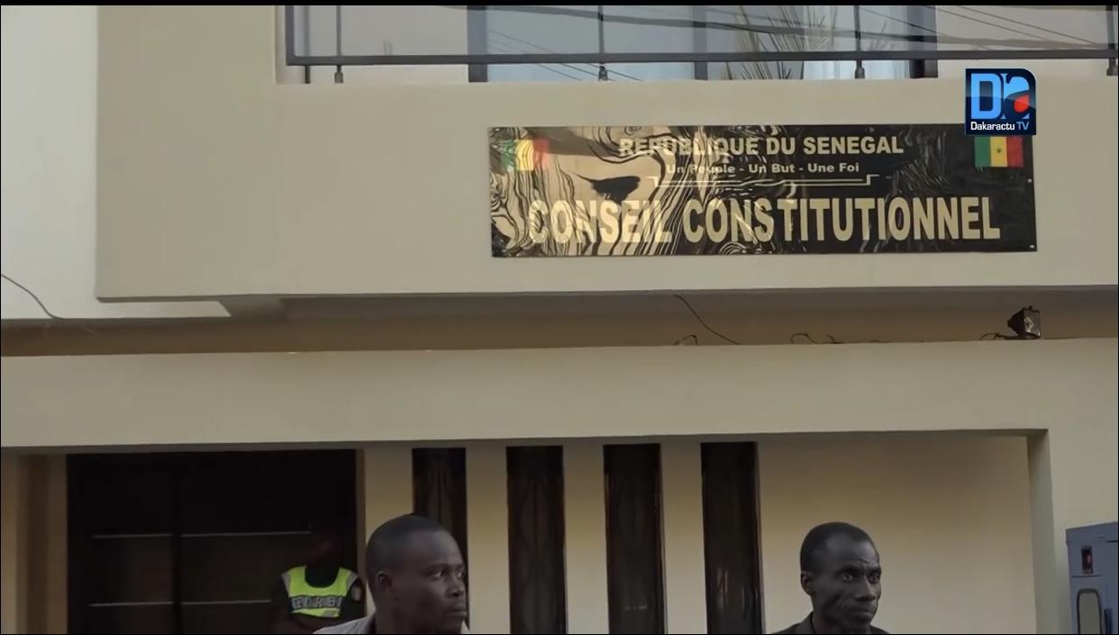 Empoignades et bagarre au Conseil constitutionnel : Quand l'article L.57 hante le sommeil des candidats à la présidentielle