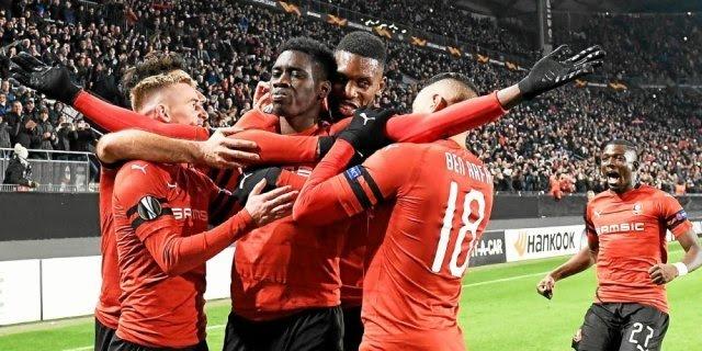 Ligue Europa : Qualification historique de Rennes en 16es de finale, grâce à un doublé de Ismaïla Sarr
