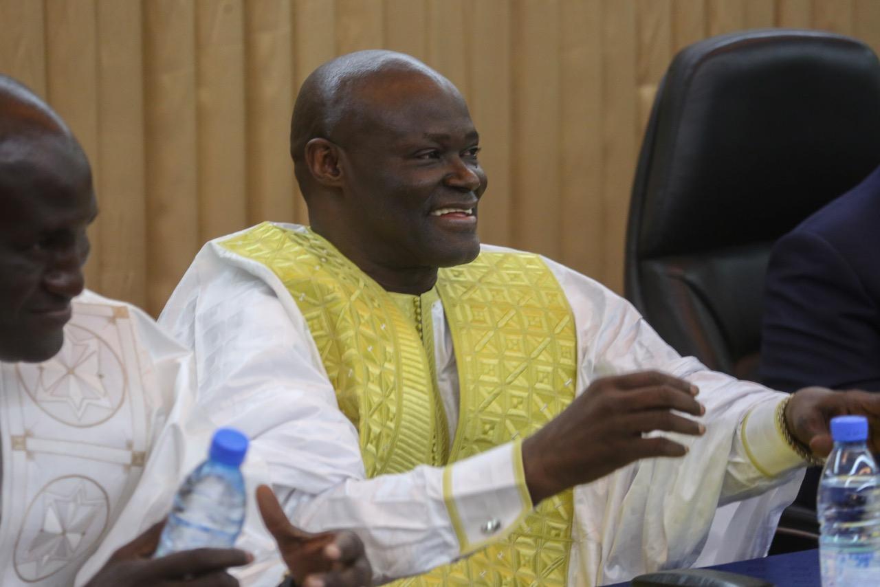 Palais : Macky Sall reçoit la Nouvelle Force Economique Sénégalaise de Braya