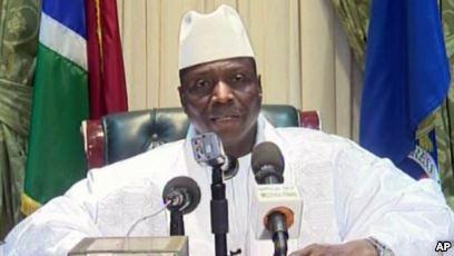 Etats-Unis : La maison de Yahya Jammeh saisie
