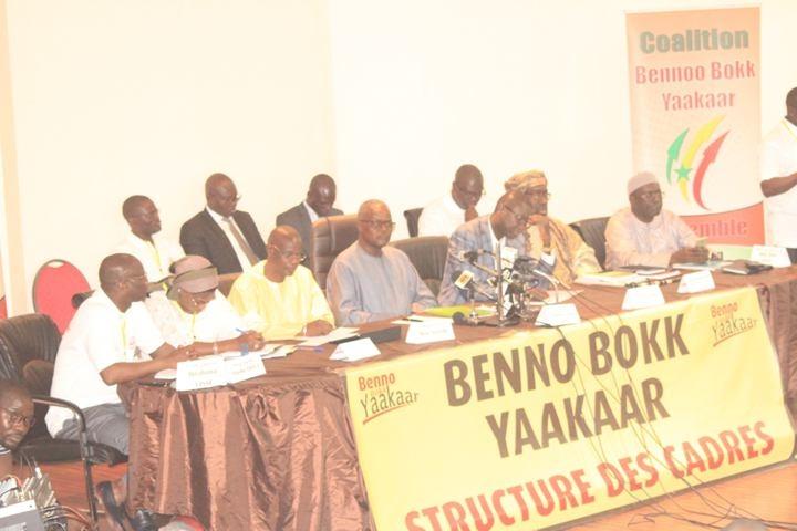 Benno Bokk Yakaar dénonce une volonté de l'opposition de vouloir déstabiliser le pays
