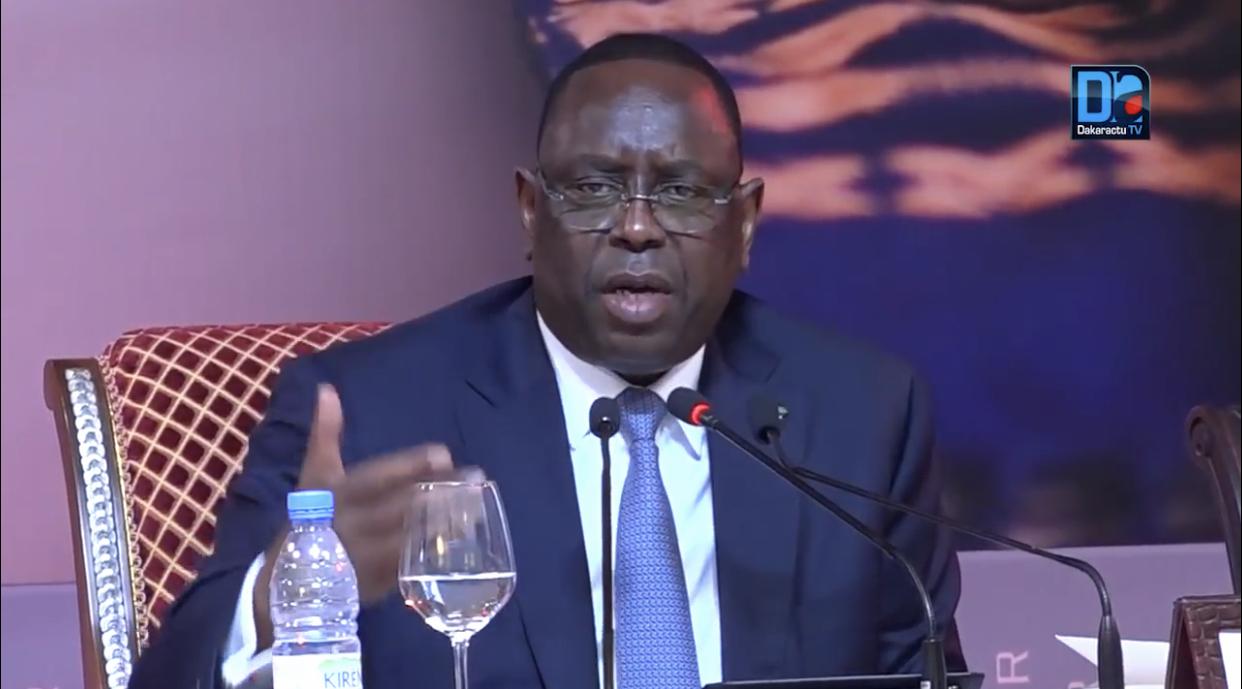 Macky Sall rassure : «Nous ne laisserons pas les générations futures payer la facture de notre émergence»