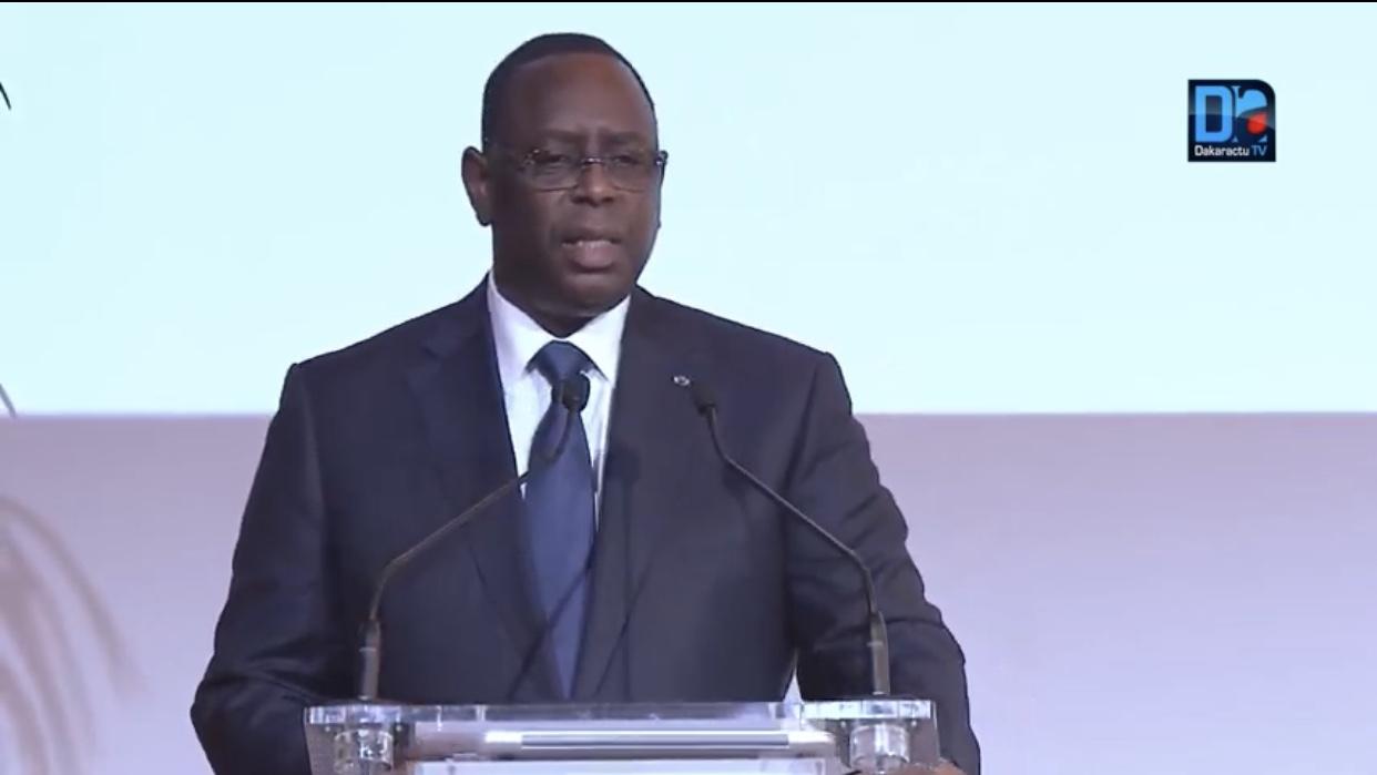 Macky Sall : ''Nous travaillons d'arrache-pied pour aller vers une harmonisation monétaire totale''