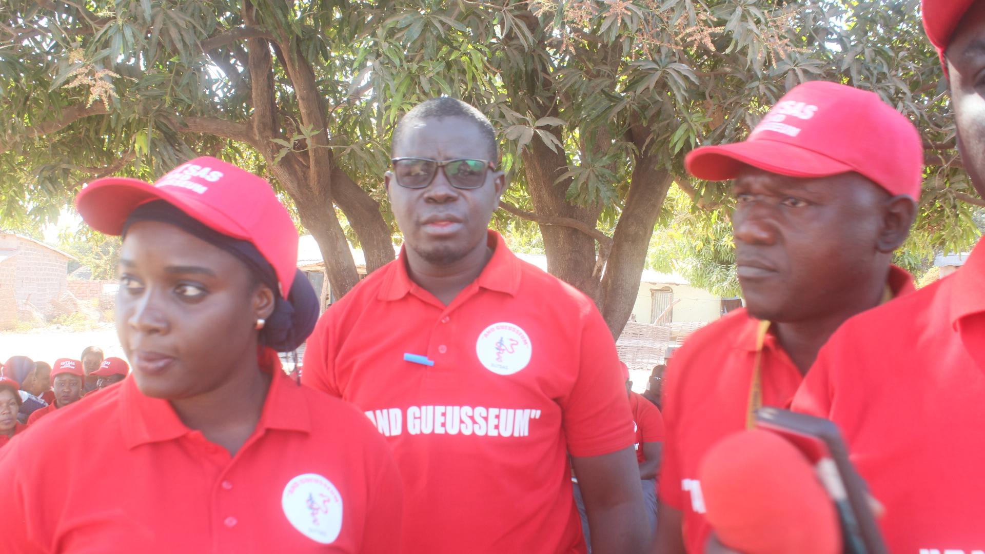 Grève « And gueusseum » à Kolda / Ousseynou Keïta, SG : « Nous déplorons l'attitude du médecin chef du district de Médina Yoro Foula, qui veut intimider nos camarades… »