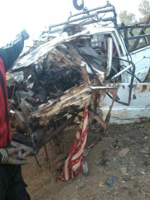 Richard-Toll : Un accident de la circulation fait deux morts et des blessés