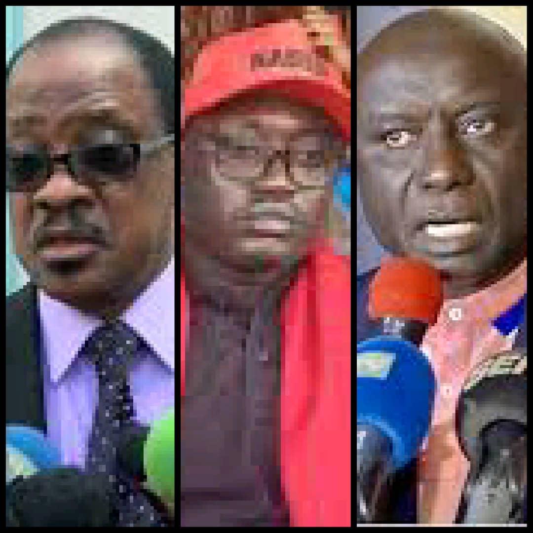 TOUBA 2019/ Me Madické déleste Idy de son plus irréductible défenseur en la personne de Moustapha Diouf Lambaye de Reecu