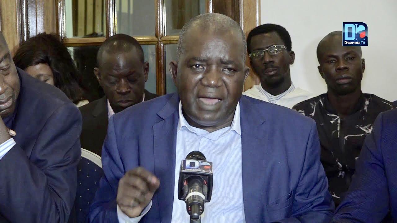 OUMAR SARR REFUSE DE RÊVER : 'C'est Aly Ngouille Ndiaye qui a rayé Karim des listes... Il ne faut pas attendre grand chose de ce Conseil Constitutionnel là '