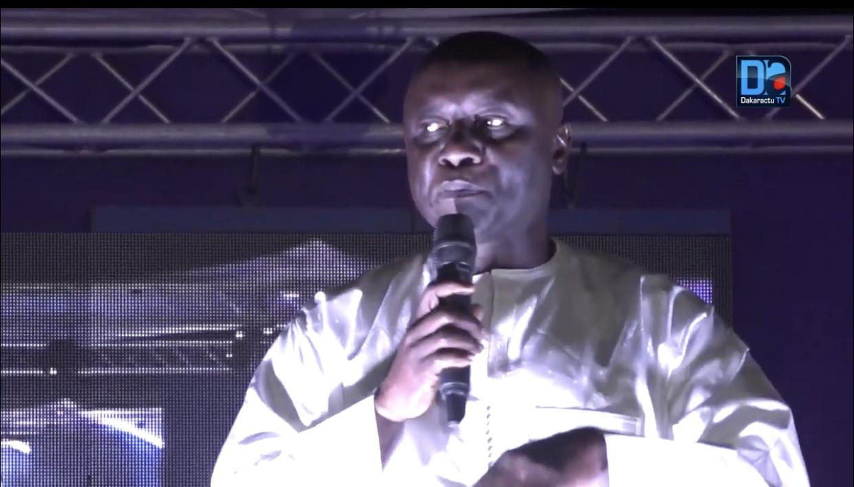 Idrissa Seck : «J'ai parcouru le Sénégal et la diaspora, mais...»
