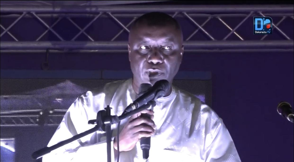 Présidentielle 2019 : Idrissa Seck investi par les forces démocratiques du Sénégal
