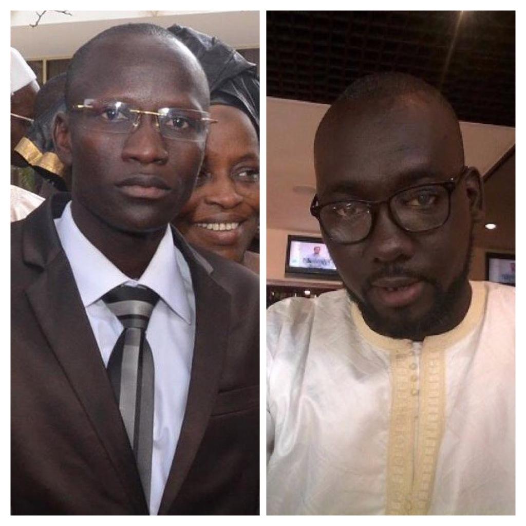 """Ndiaw Fall et Malal Diallo """"Pithi"""" de la Cojer blessés dans un accident de la route"""