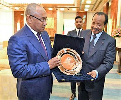 Organisation de la CAN 2021 : La CAF tape sur la table et désigne officiellement le Cameroun