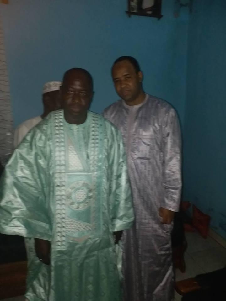 Politisation supposée du festi-Kolda : Seydou Diallo de l'Apr  dément et précise
