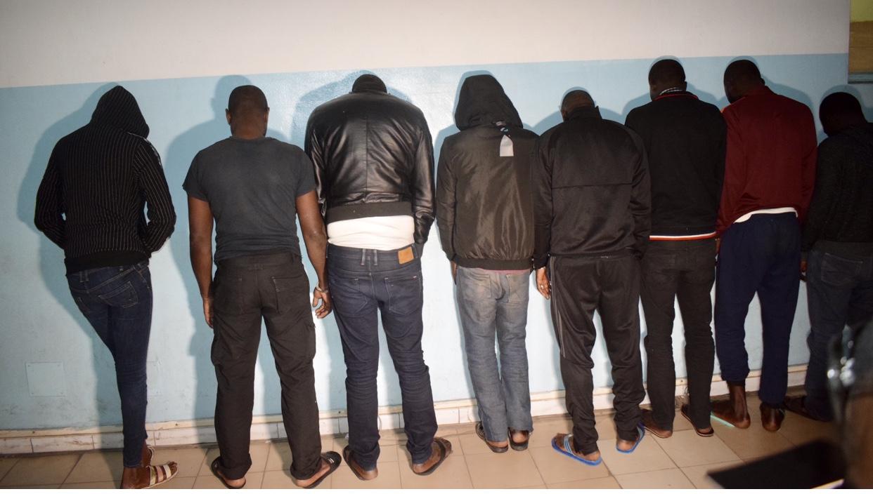 Démantèlement d'une bande de malfaiteurs par la Sûreté Urbaine (S.U) de Dakar