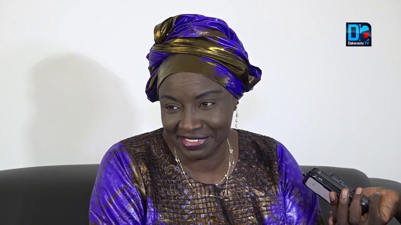 Vérification des parrainages : Mimi Touré salue la transparence du processus
