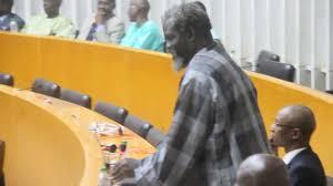 Rappel à Dieu du député Ndiassé Ka : Les hommages du ministre de l'environnement