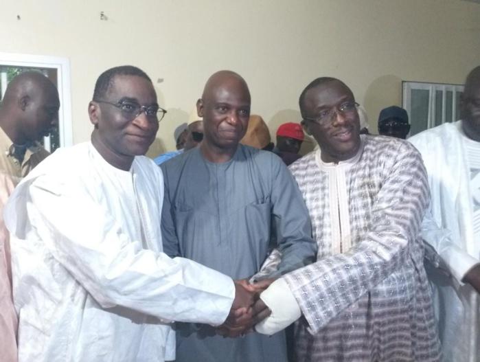 Assemblée générale des responsables de l'Apr à Saldé ce dimanche : ''La nouvelle dynamique'' de Cheikh Oumar Hanne compte relever tous les défis pour faire réélire le candidat Macky Sall