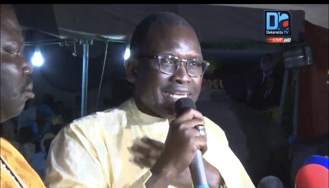 Ibrahima Sall à Mbacké : « Il n'existe pas au Sénégal un parti plus fort que le MODEL »