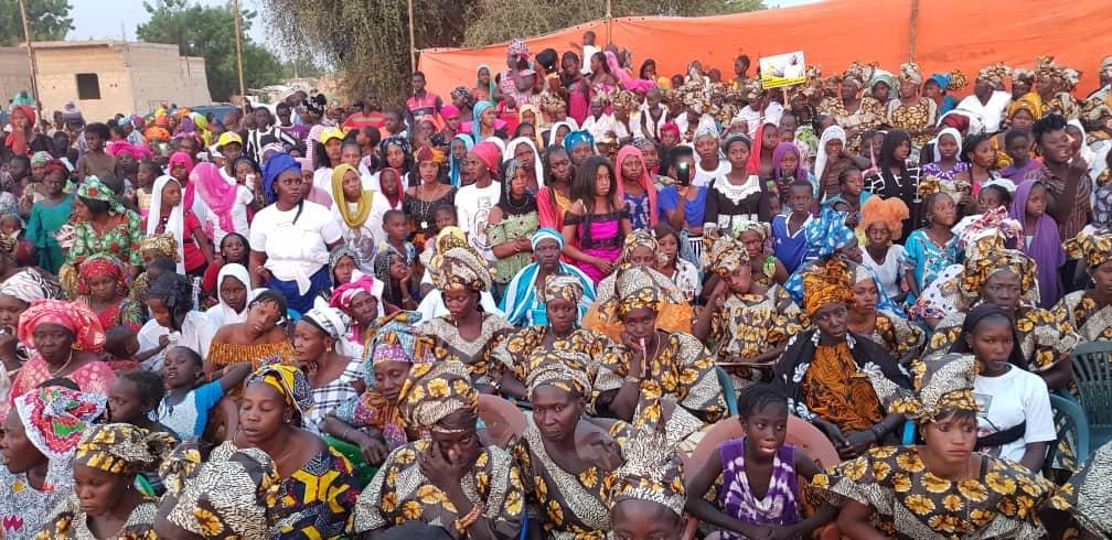 Mbacké /Méga meeting: Ibrahima Sall mobilise à Mbacke.