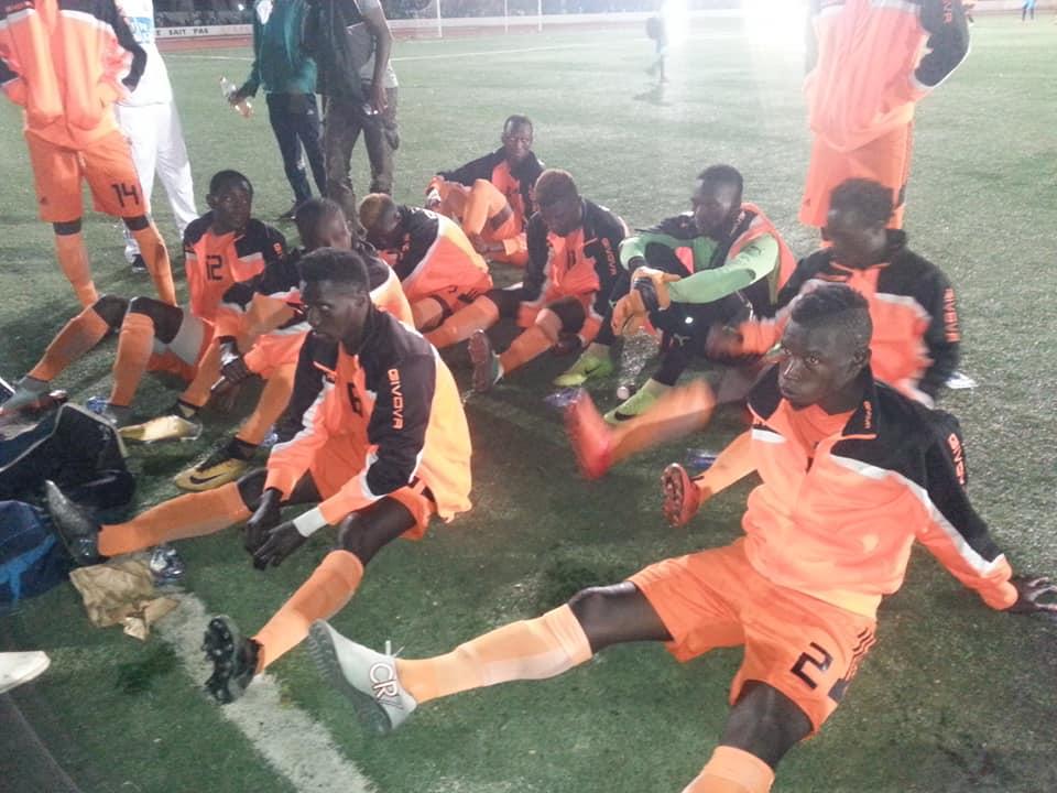 Navétanes : l'ASC Diamono vainqueur de la finale municipale de Louga
