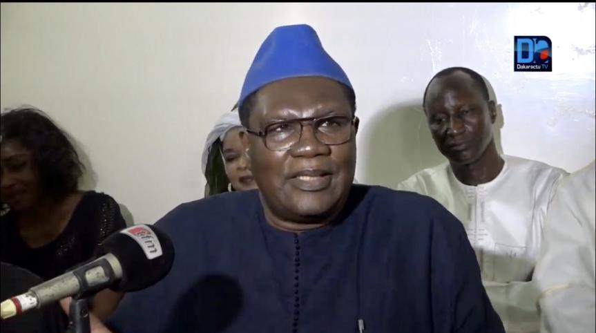 Ousmane Ngom : « Le libéralisme sauvage, c'est le laisser-aller et le laisser-faire »