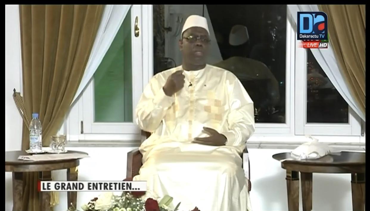 Pétrole et gaz découverts au Sénégal : Macky Sall révèle les ambitions de la Chine