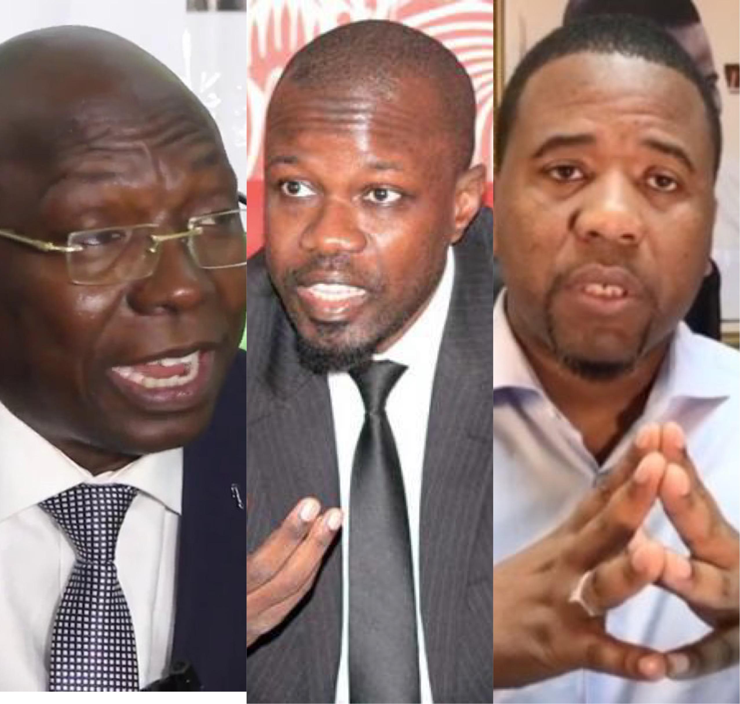 PUR, PASTEF, GUEUM SA BOP : Bougane manœuvre pour une large coalition