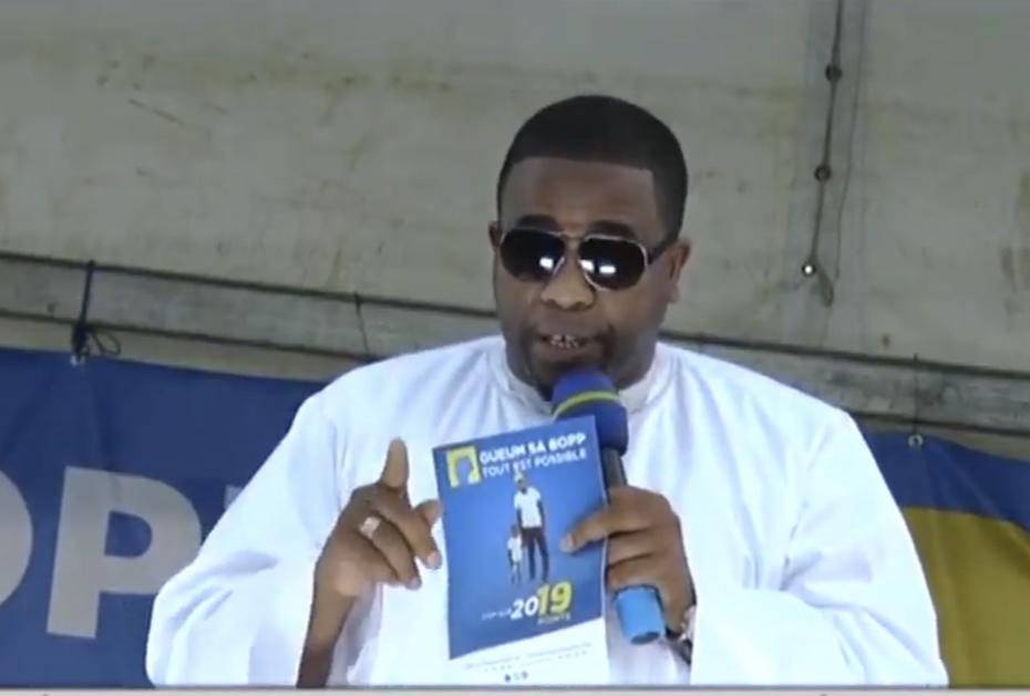 Bougane dresse un sombre tableau de la gouvernance de Macky :  « Le Yonou Yokuté n'a jamais été un bon programme »