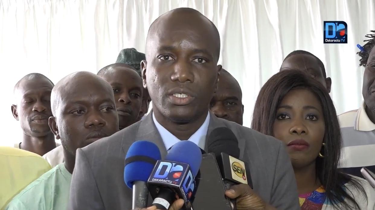Magistrat et politicien : Oumar Boun Khatab Sylla « condamné » par ses pairs