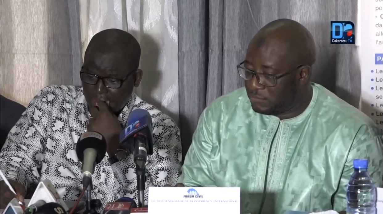 Déclaration du Forum Civil sur la situation pré électorale : organisation de l'élection présidentielle, le parrainage et le rabat-d'arrêt…