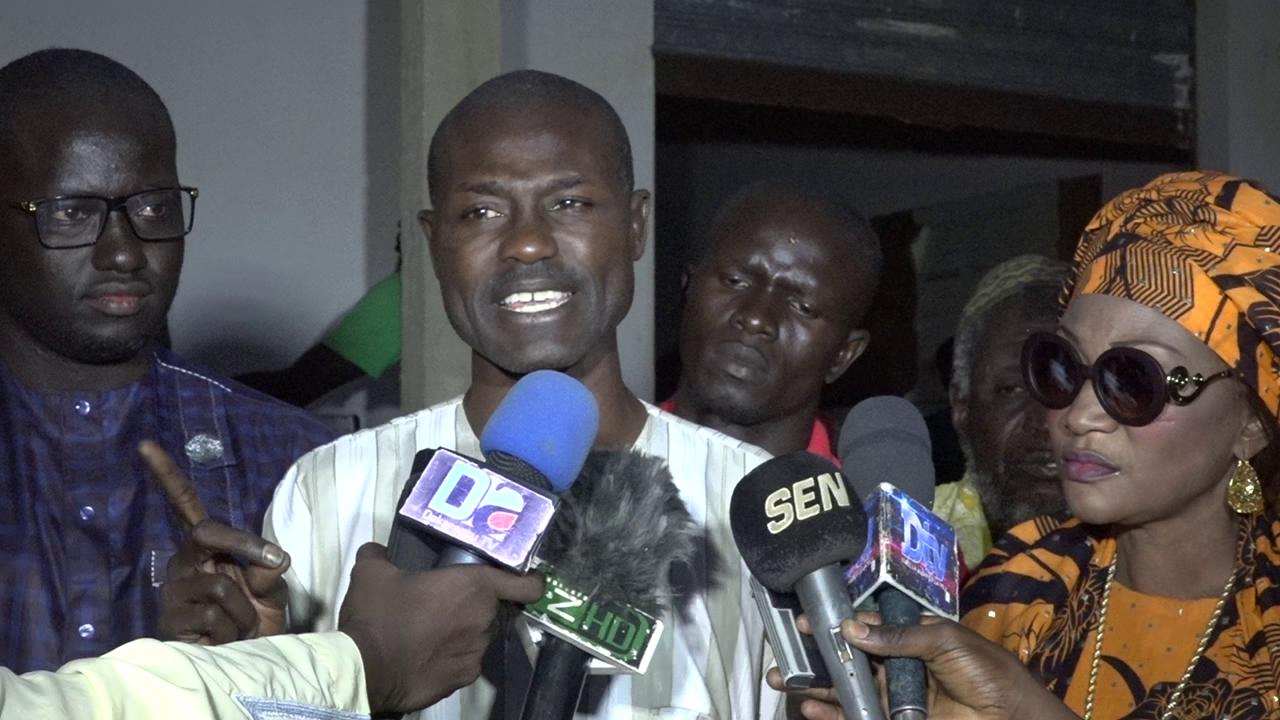 TOUBA NGUIRANÈNE -  Les populations dénoncent le non achèvement de leur marché et son lot de désagréments