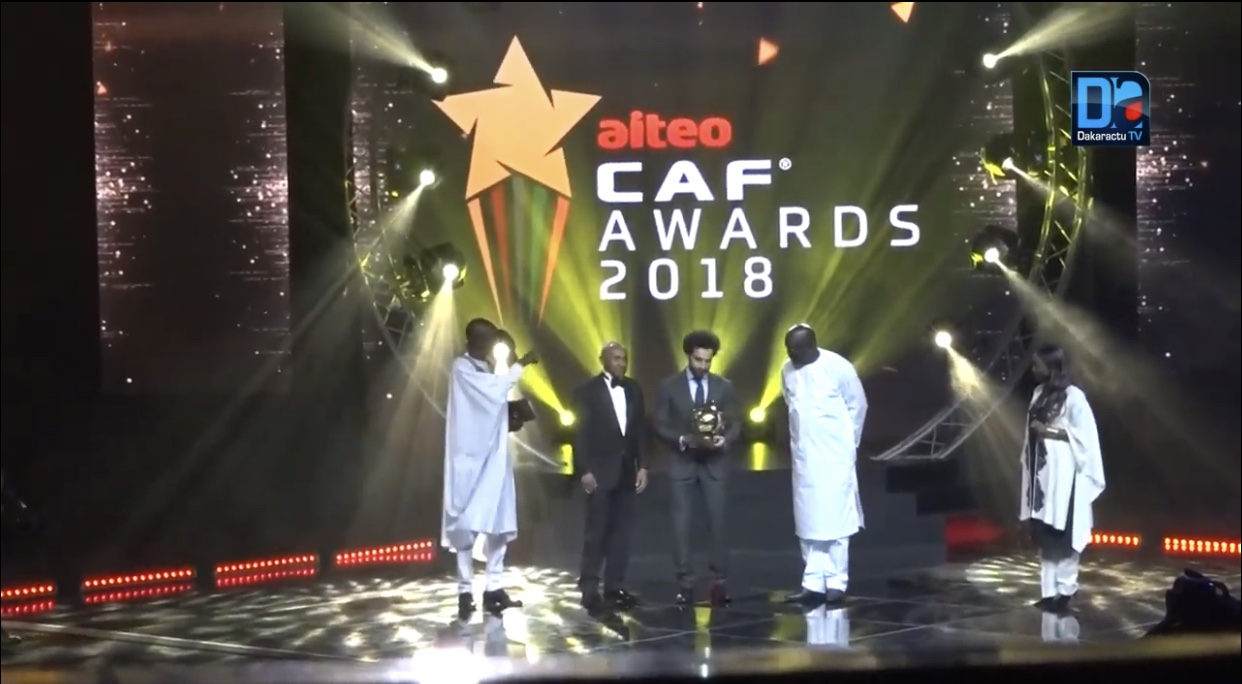 CAF Awards 2018 : Tableau récapitulatif des distinctions décernées au cours de la soirée