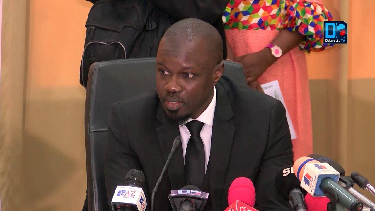 CES DOCUMENTS QUI ENFONCENT SONKO -  Le deal...  Les raisons d'un deal avec Tullow Oil....