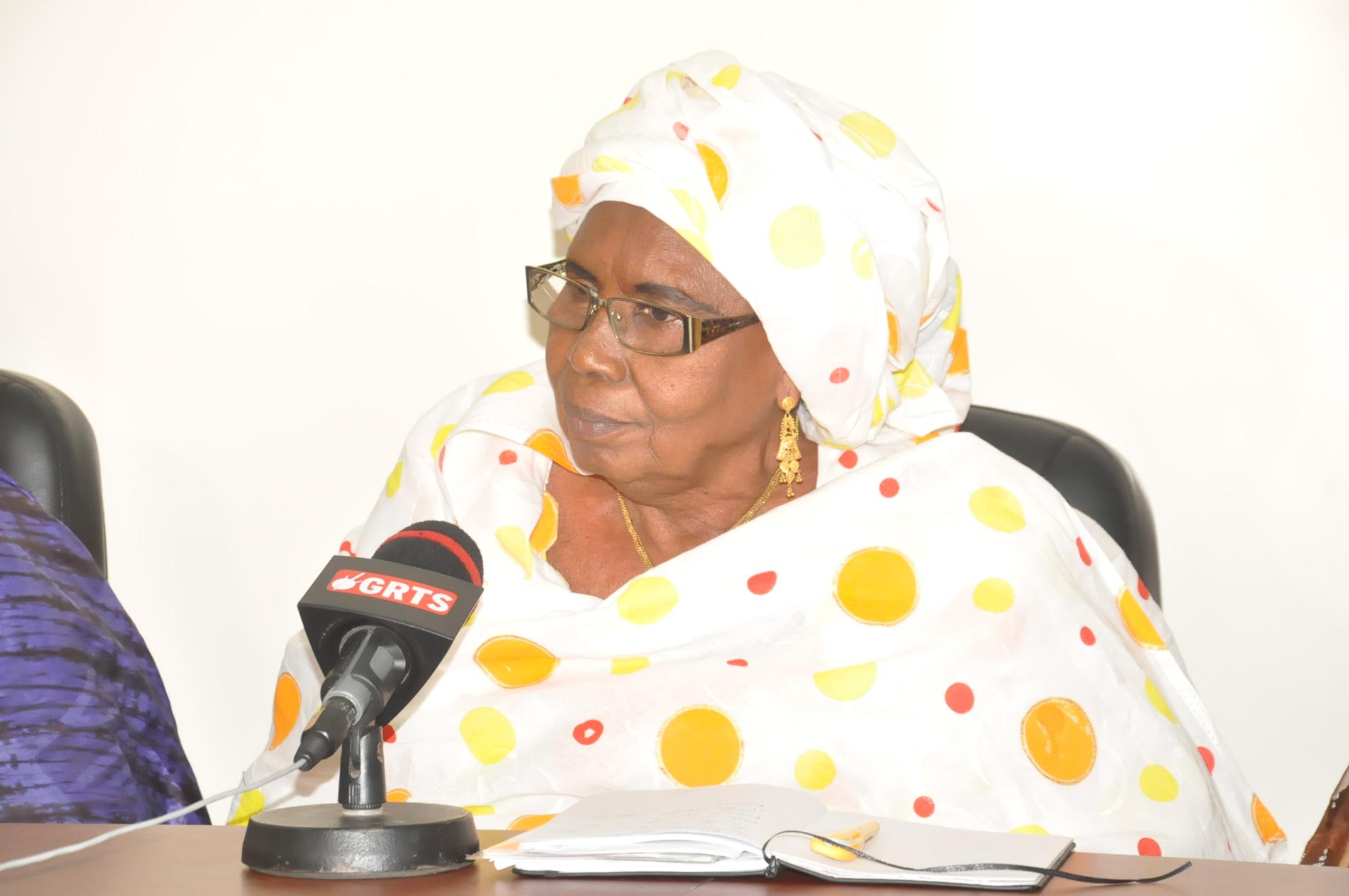 Audience : Les femmes entrepreneures sénégambiennes s'engagent pour l'Intégration africaine