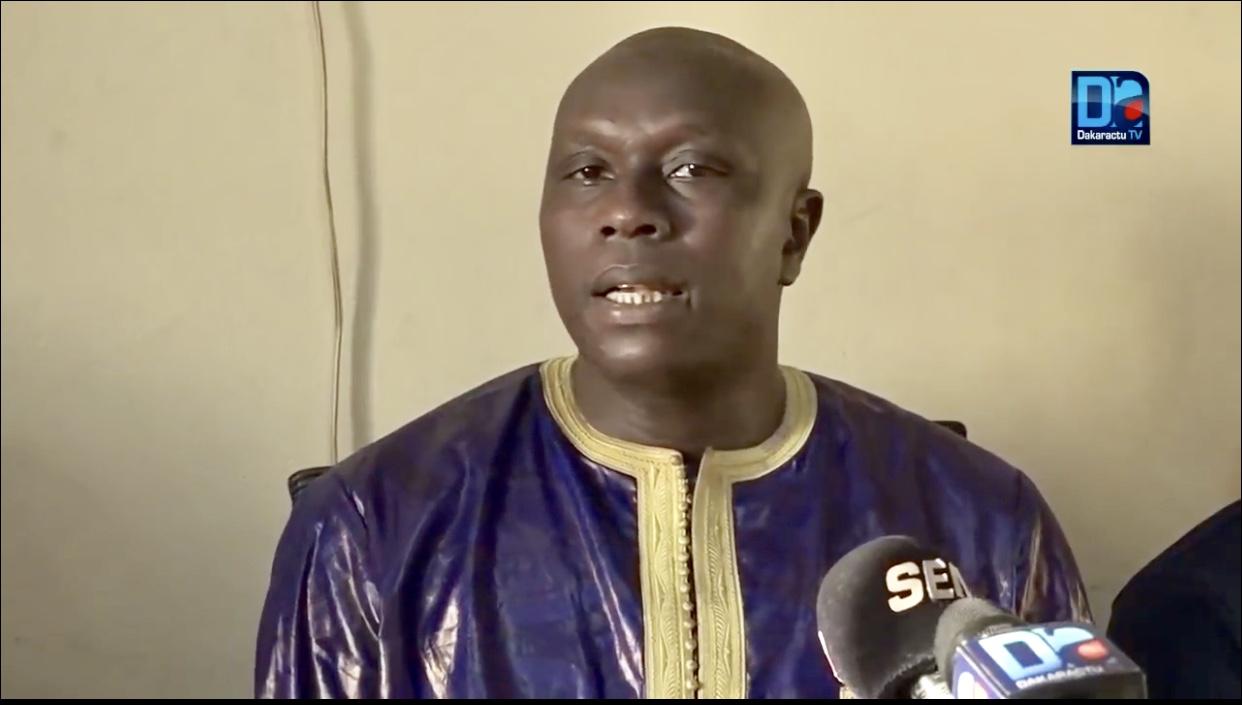 """Marche C25, le président du mouvement """"j'aime le Sénégal"""" invite les leaders à une large ouverture"""
