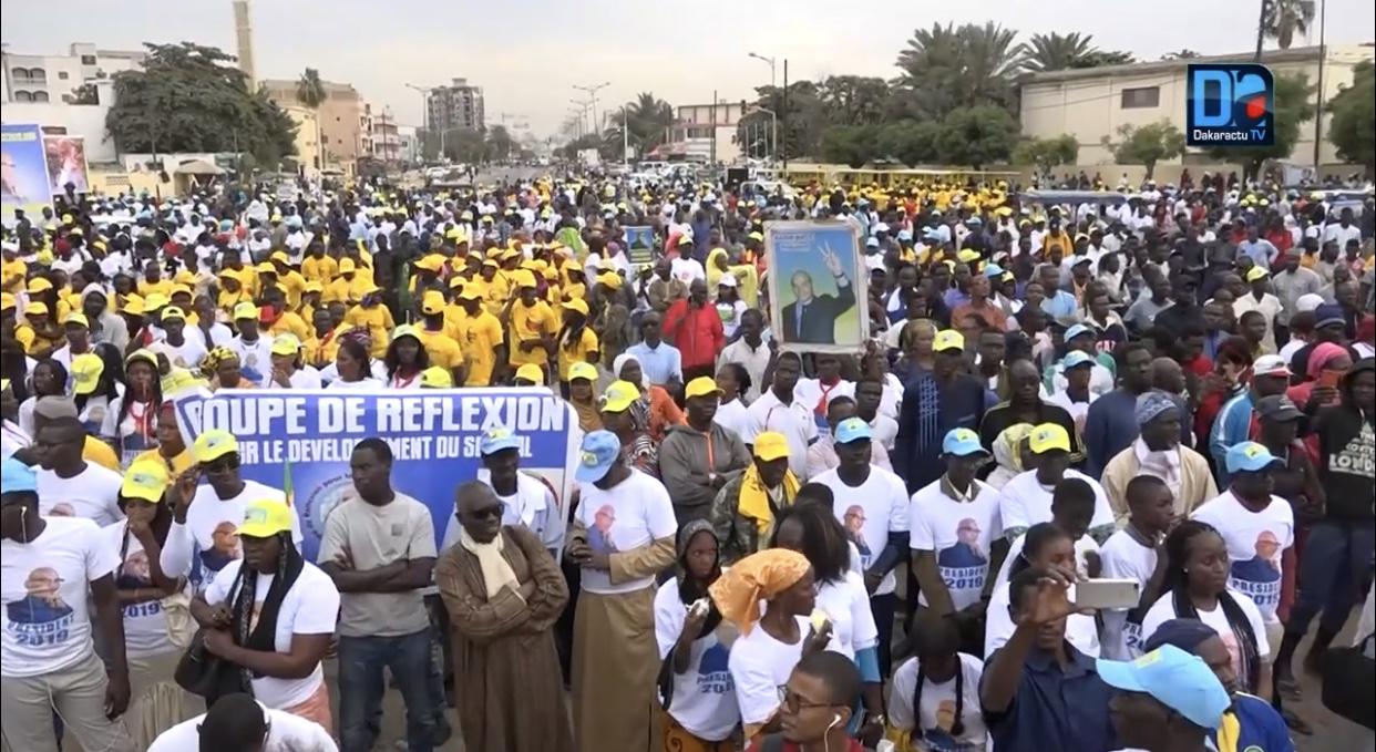 Rassemblement à la place de la Nation : L'Opposition durcit le ton face au régime