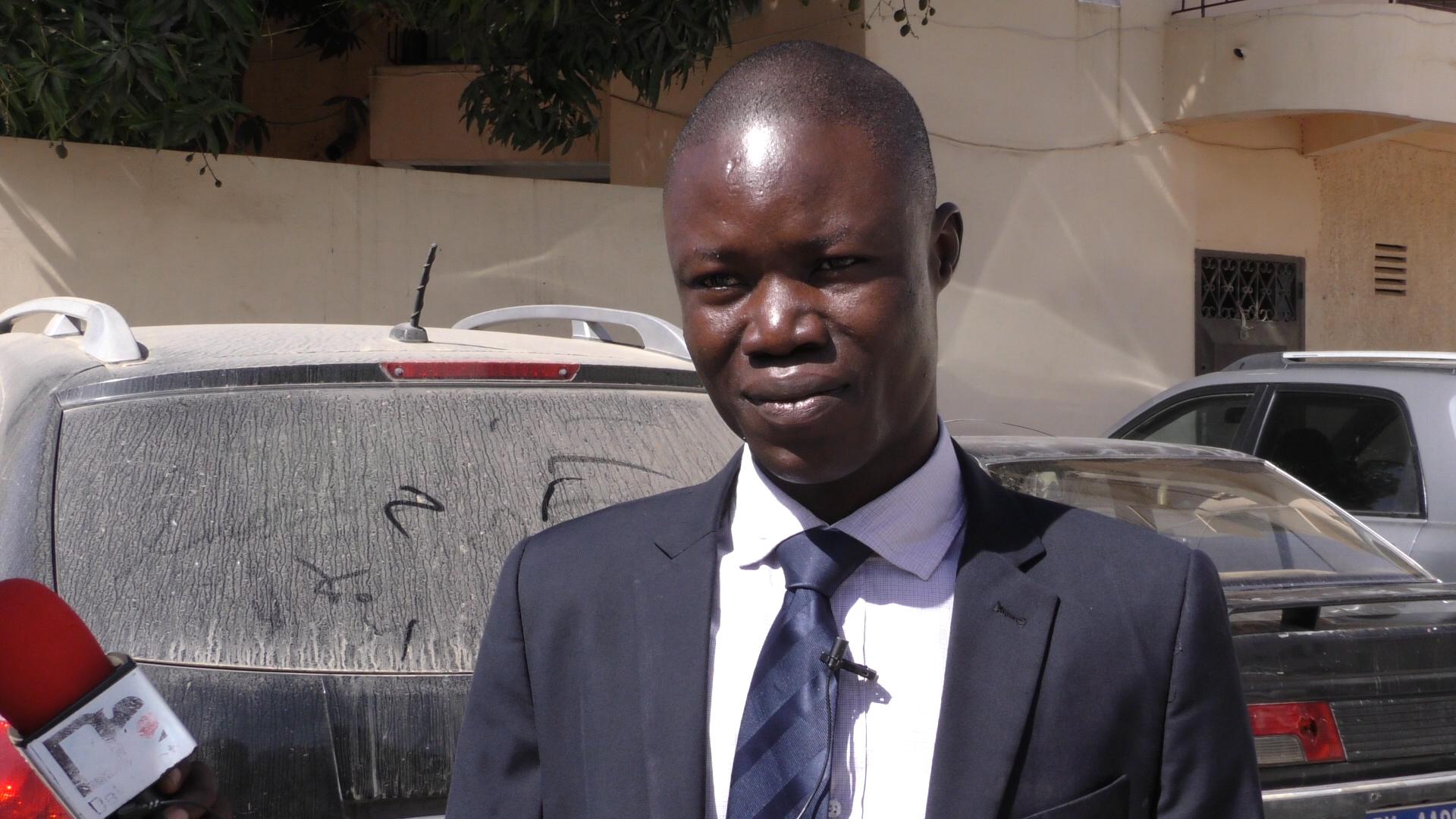 Affaire Ndiaga Diouf : l'avocat de Barthélémy Dias justifie le renvoi au 10 avril