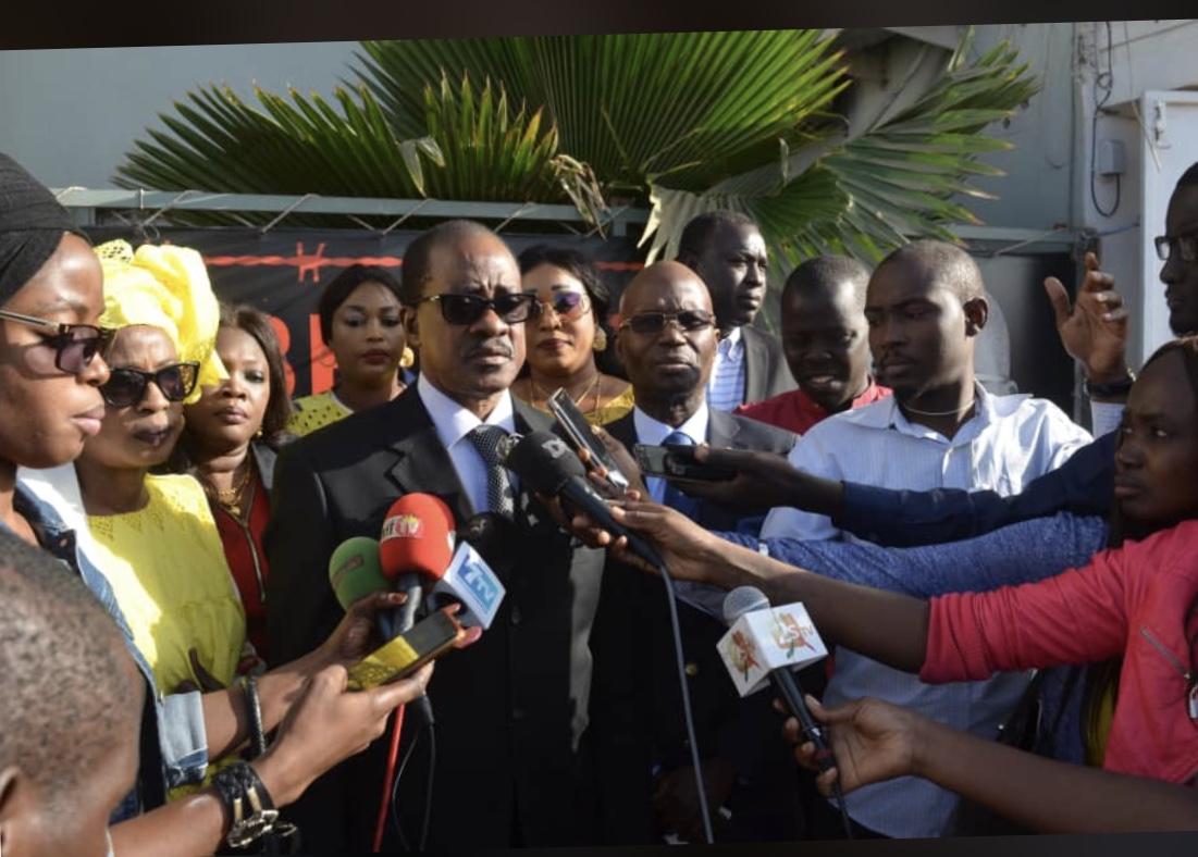 """Me Madické Niang : """"Boycotter la présidentielle, c'est faciliter la tâche à Macky Sall"""""""