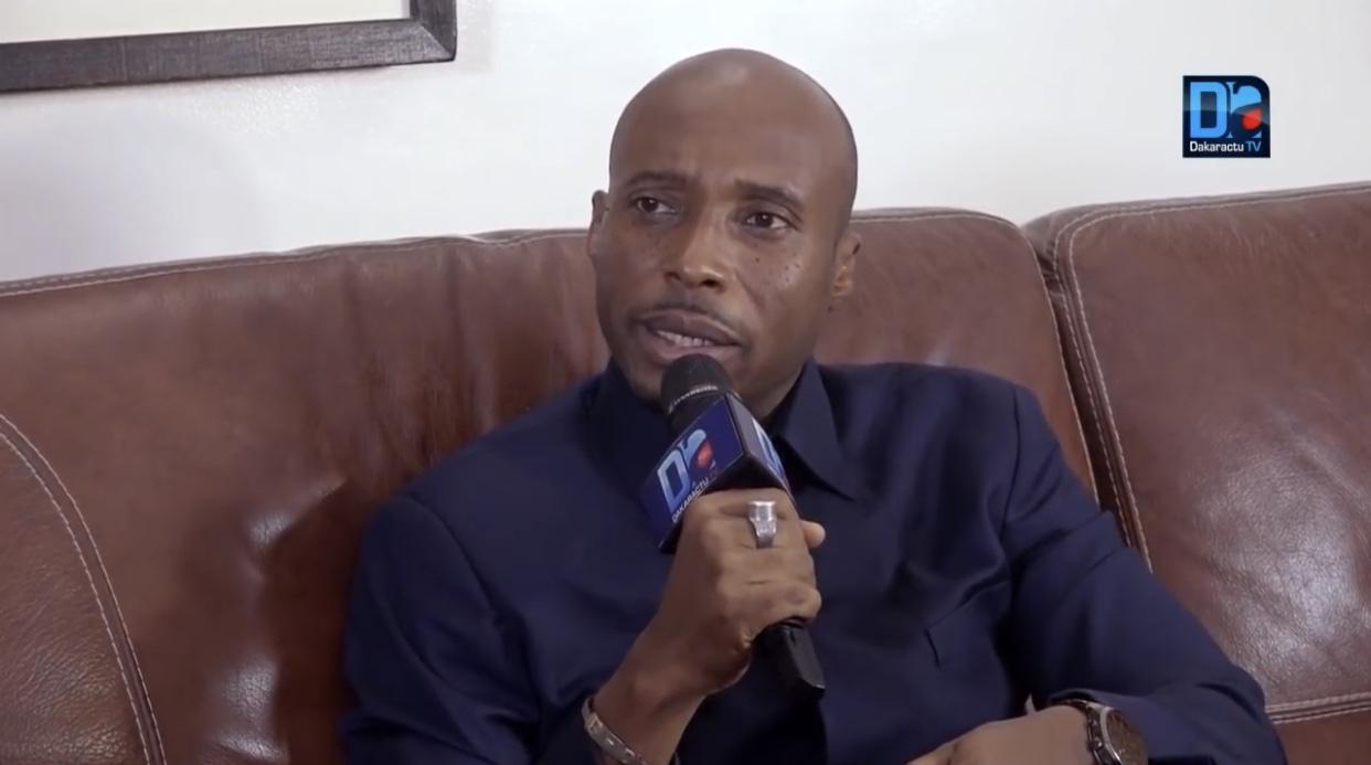Première déclaration de Barthélémy Dias après les résultats du Conseil constitutionnel