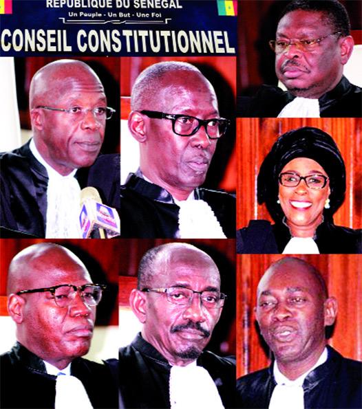 Messieurs les juges ! En âme, en conscience et en foi : Démissionnez !