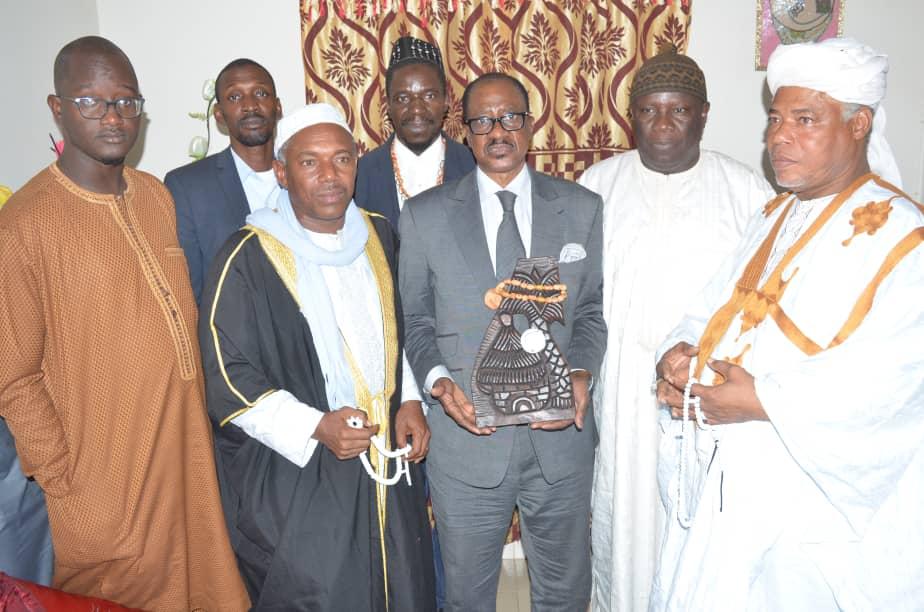 PRESIDENTIELLE 2019 : Me Madické NIANG reçoit une délégation du MFDC à Ziguinchor favorable à la Paix en Casamance