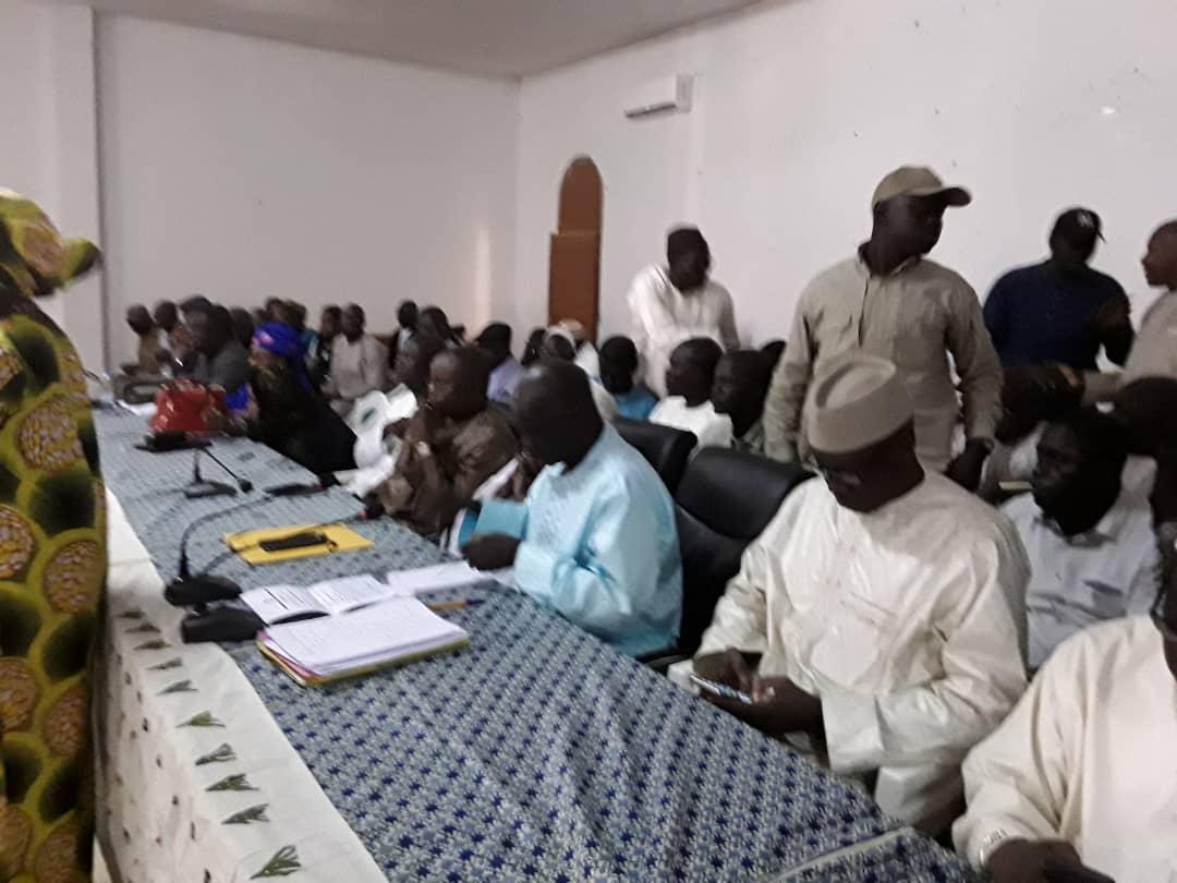 Présidentielle 2019 : Fatick installe son comité électoral départemental